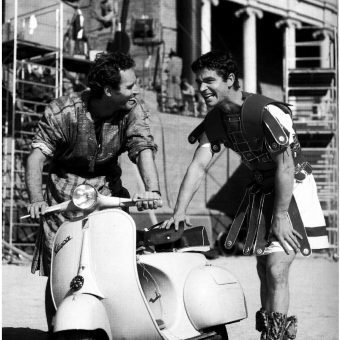 Behind-the-Scenes Pictures of the 1959 Epic Ben-Hur