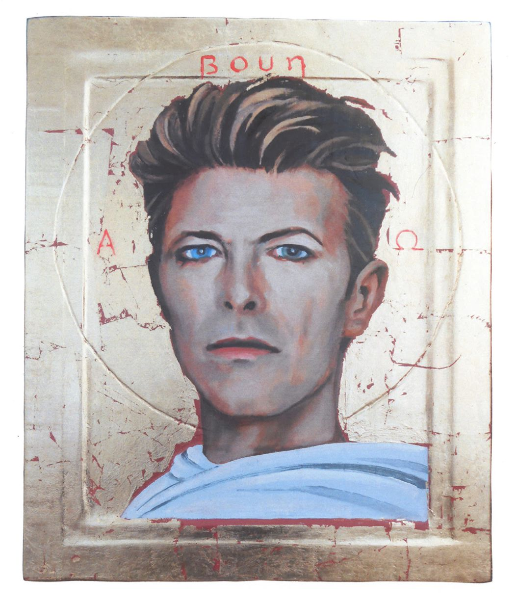 EDWARD BELL DAVID BOWIE