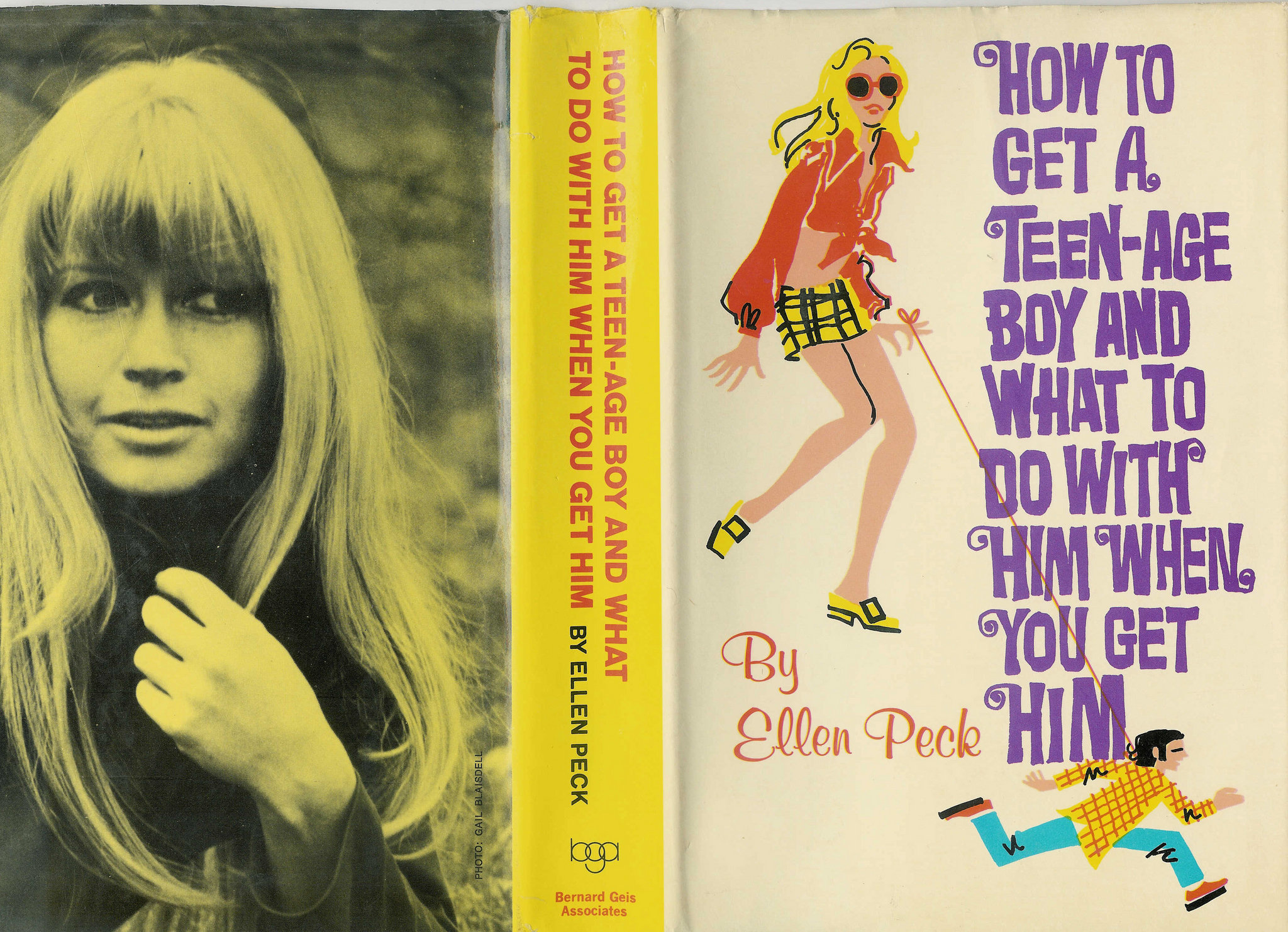 How to Get A Teenage Boy by Ellen Peck