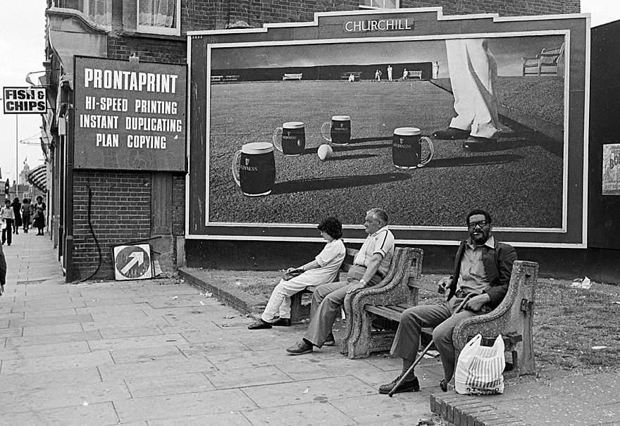 London 1979 George Kindbom