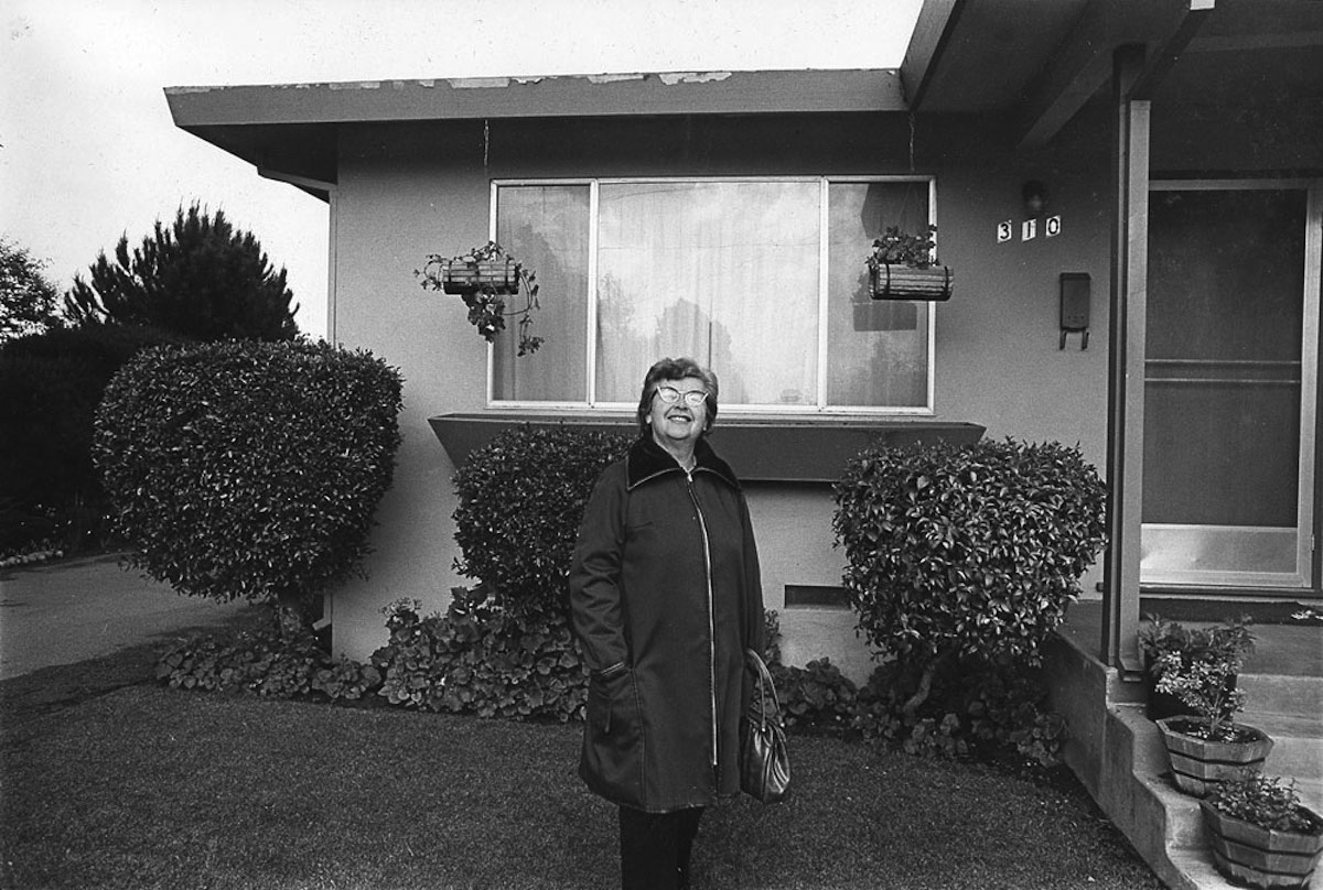 Mrs. Kilpatric, 1973 Mike MandelSan Francisco