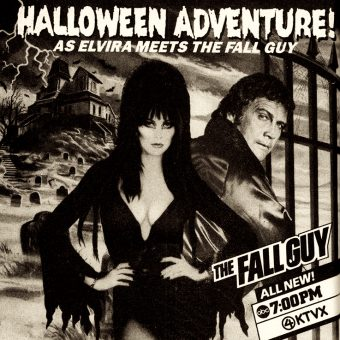 Halloween TV Lineups from Yesteryear