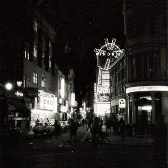 Pictures of a Run-down Soho and Covent Garden in 1979