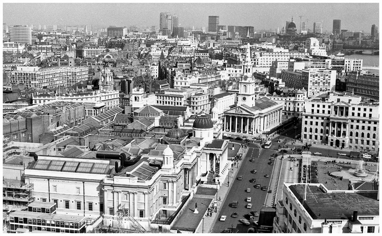 London 1973 Mary Brown