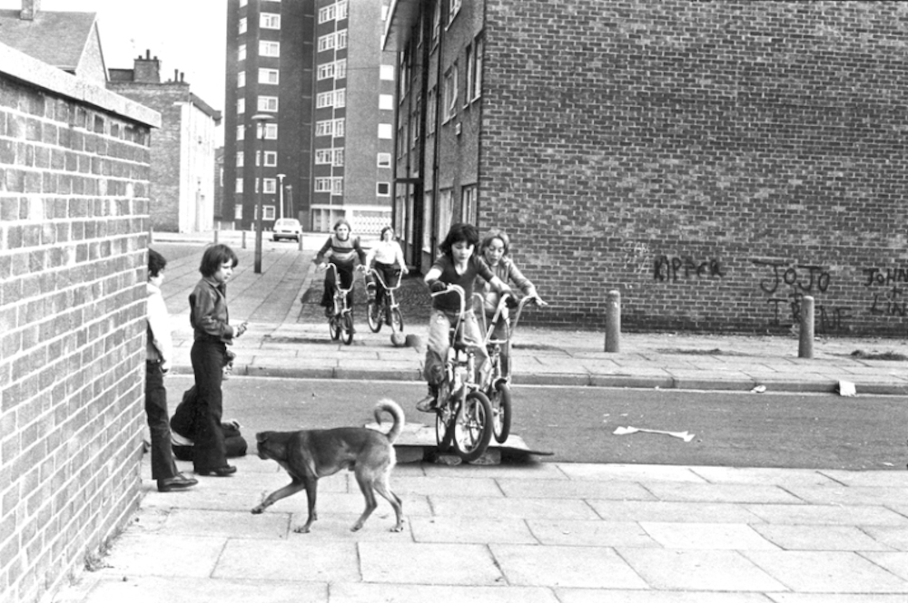 Toxteth, 1974, Liverpool
