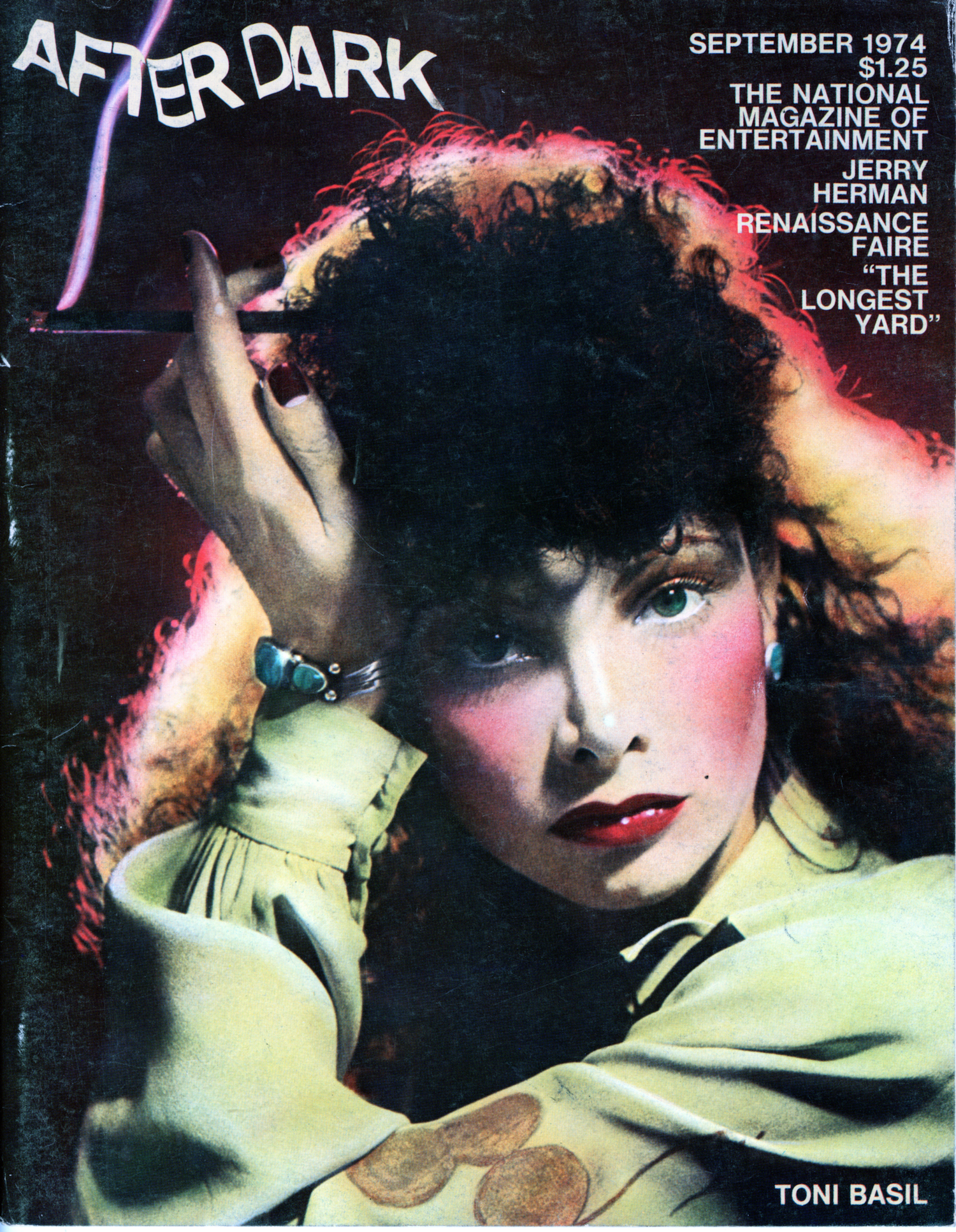 After Dark magazine September 1974
