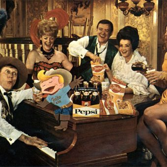 Soda Yesteryear: People & Their Soft Drinks (1960s-70s)