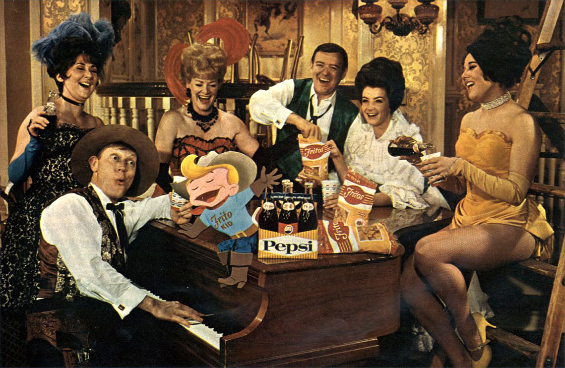 Soda Yesteryear: People & Their Soft Drinks (1960s-70s) - Flashbak