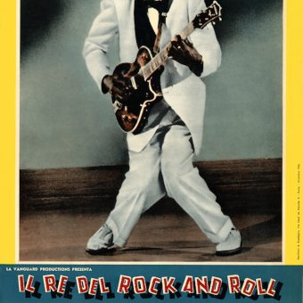 Rock, Rock, Rock! Roots of Let It Rock's Epochal Chuck Berry T-Shirt