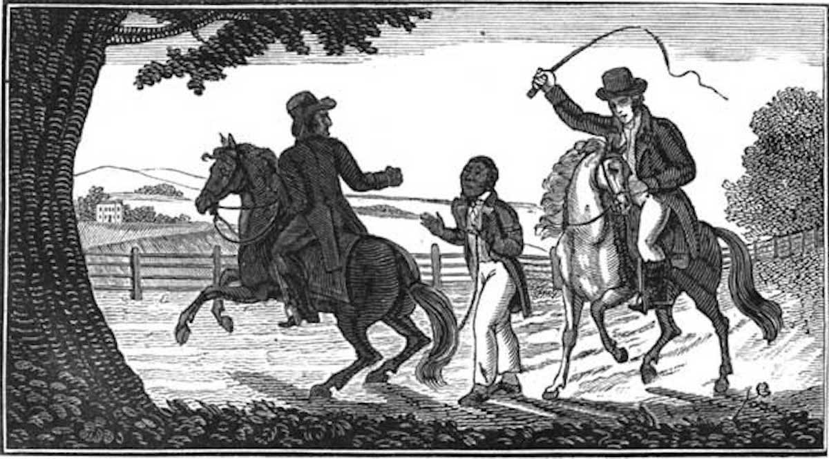 American Slave Trade by active 1787-1834 Jesse Torrey
