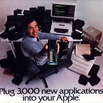 Personal Computer Ads from the 1980s