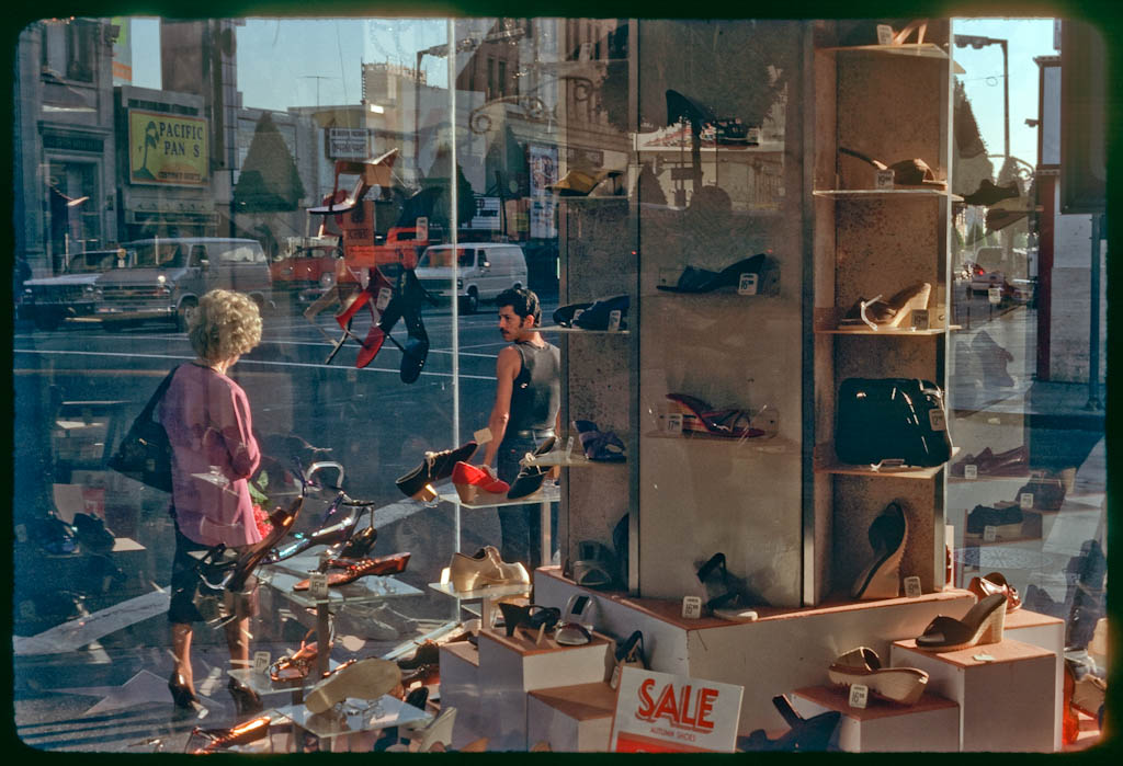 Hollywood Blvd sunrise shoe store sale