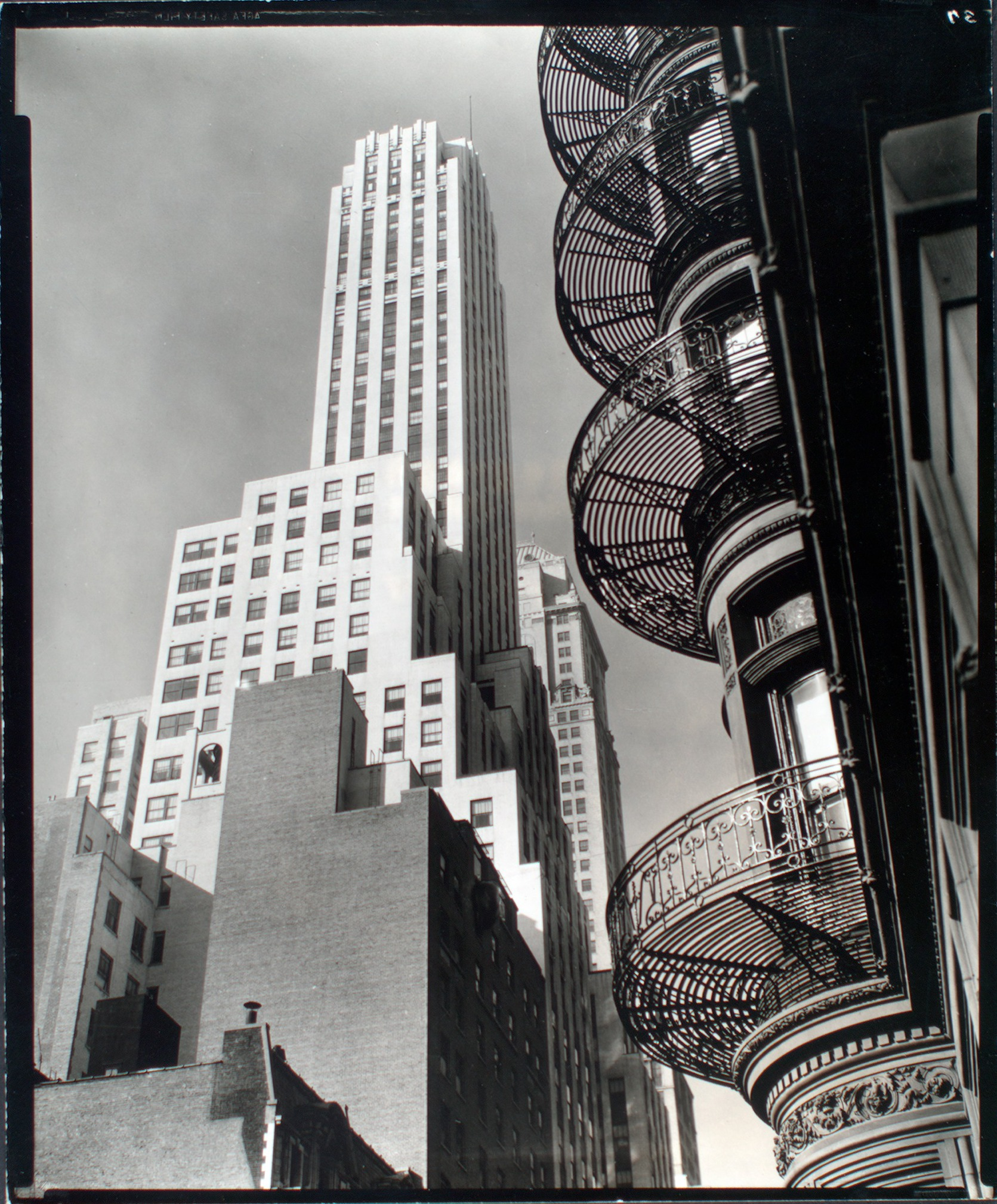 Berenice Abbott New York 1935
