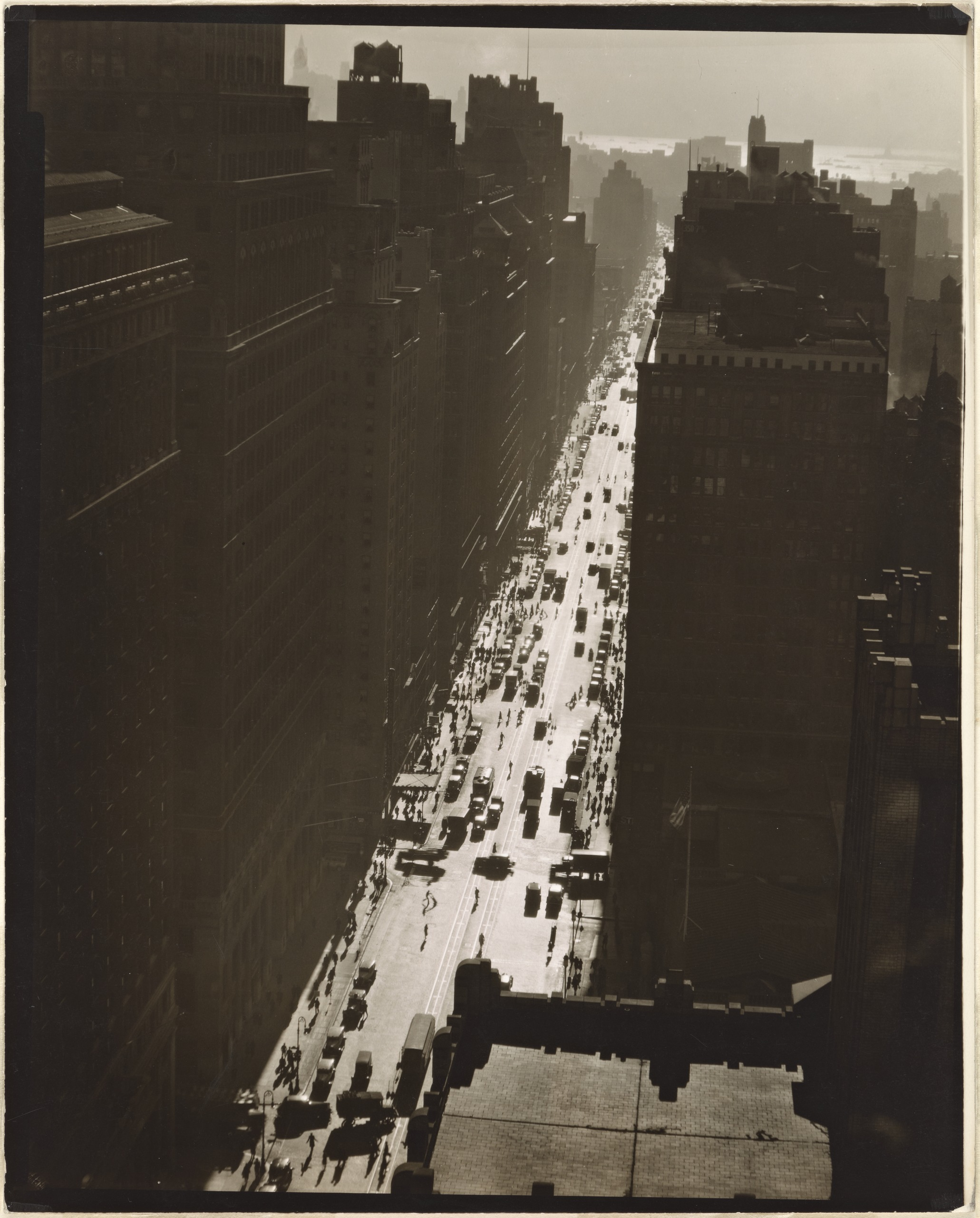 Berenice Abbott New York