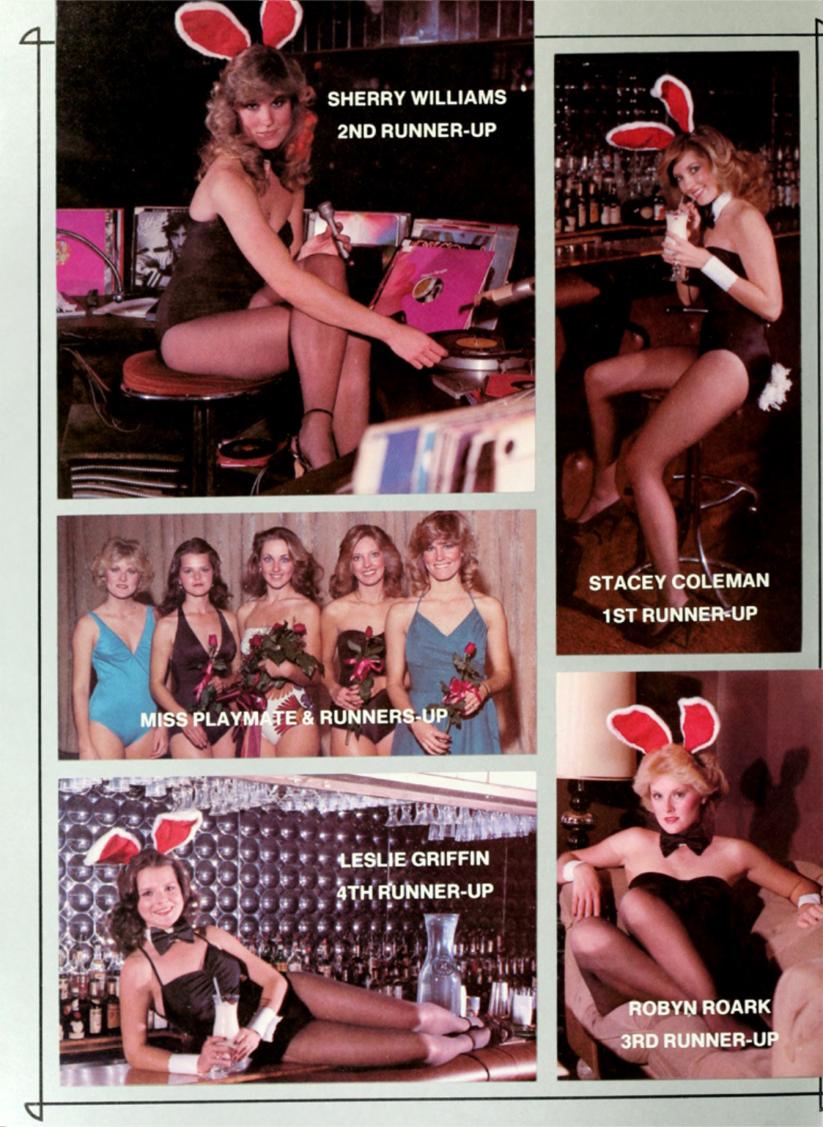 Texas Tech University yearbook, La Ventana Playboy