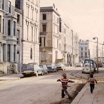 Peter Rachman, and Photos of a Run-Down Notting Hill in 1974