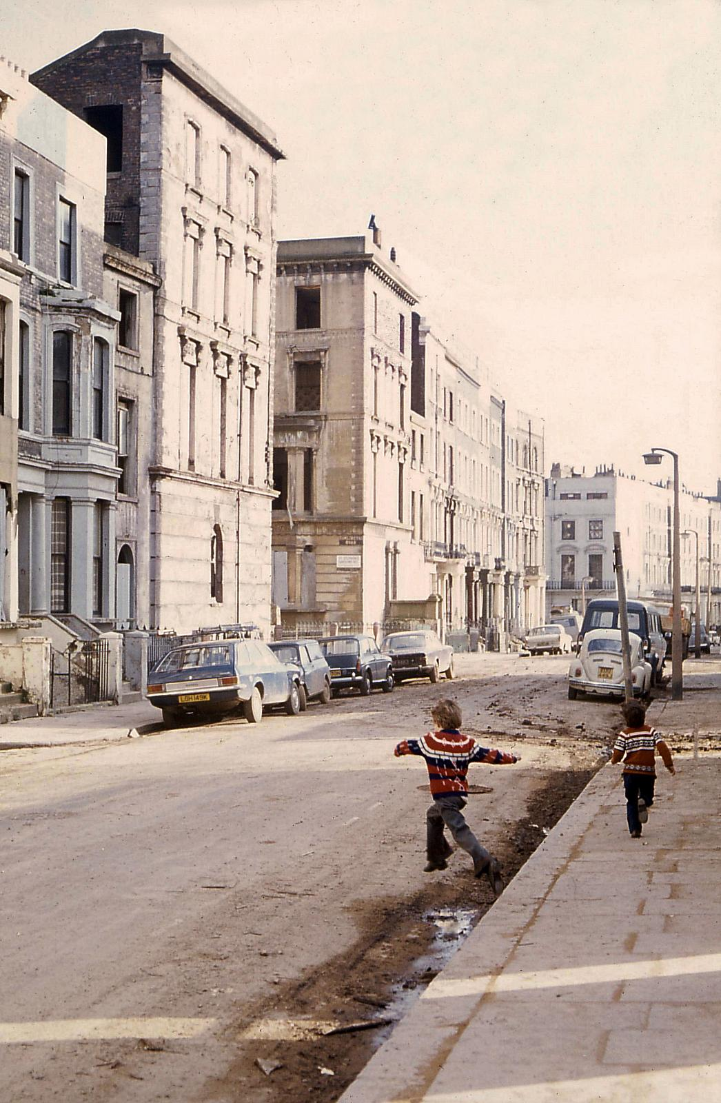 Peter Rachman And Photos Of A Run Down Notting Hill In