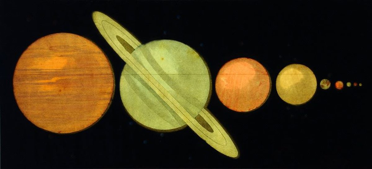 advent 11 Astronomic Picture Atlas by Ludwig Preyßinger , Professor of Physics and Conservator of the Augsburg Observatory. Published by Wilhelm Nitzschke Publishers, Germany, 1851