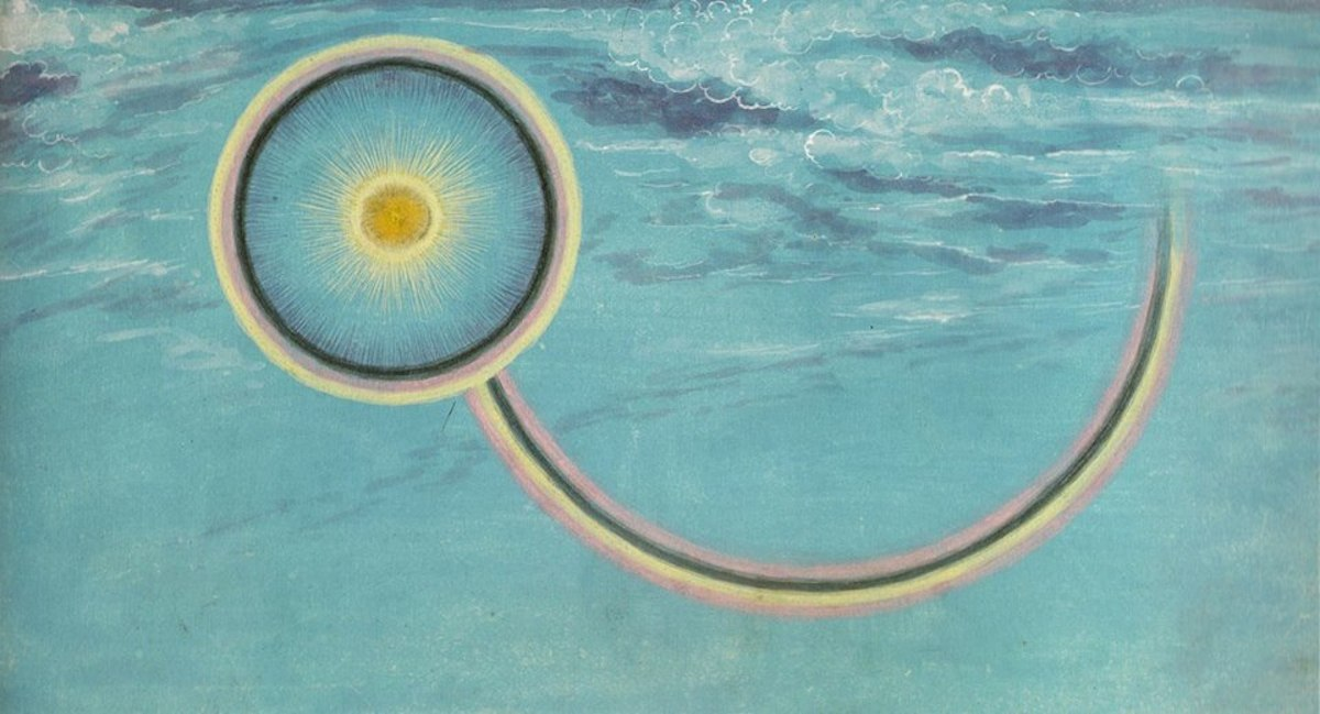 advent 14 From the Augsburger Wunderzeichenbuch (The Book of Miracles) - ca. 1552