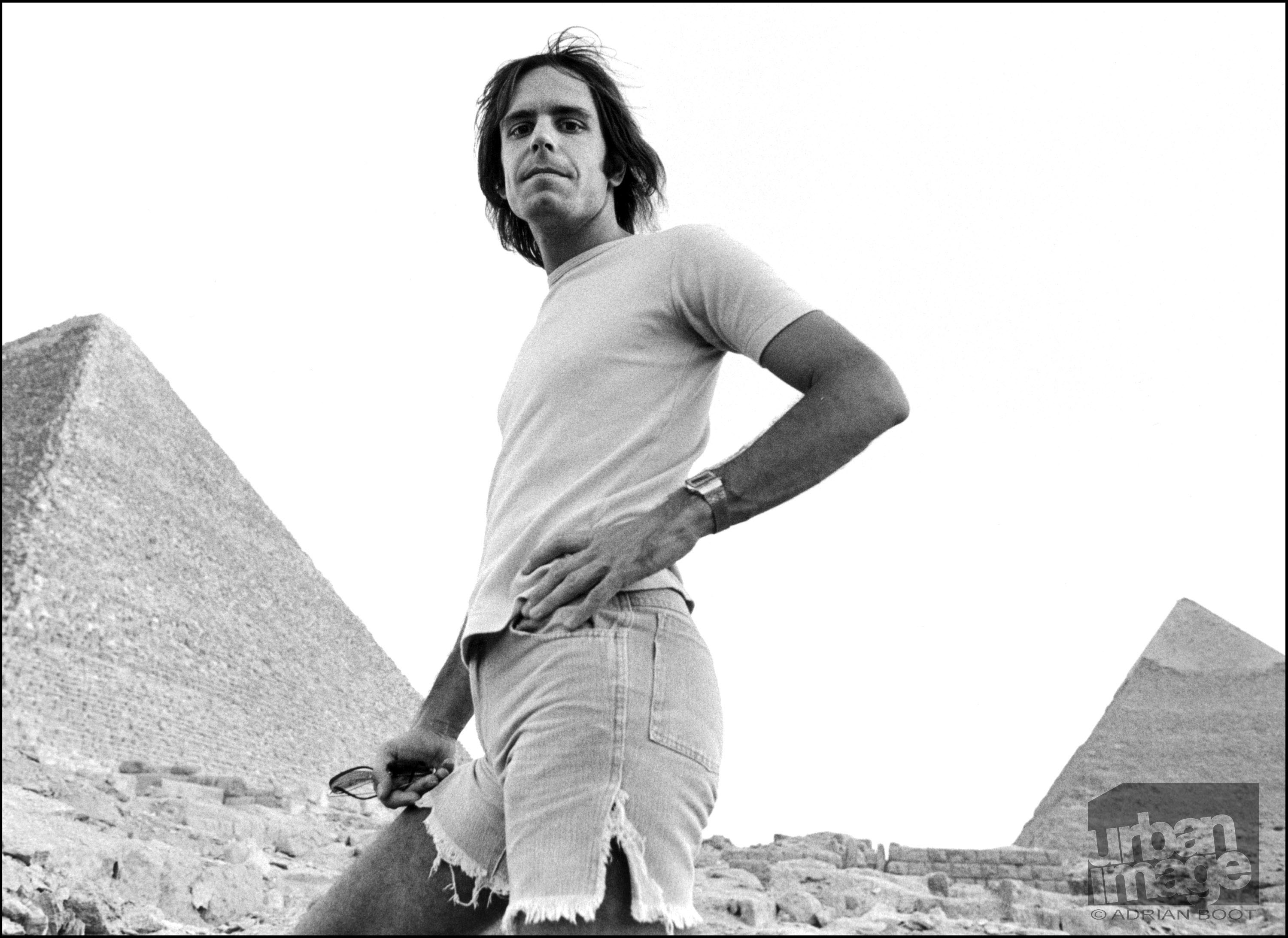 Bob Weir - The Grateful Dead – Egypt 1978