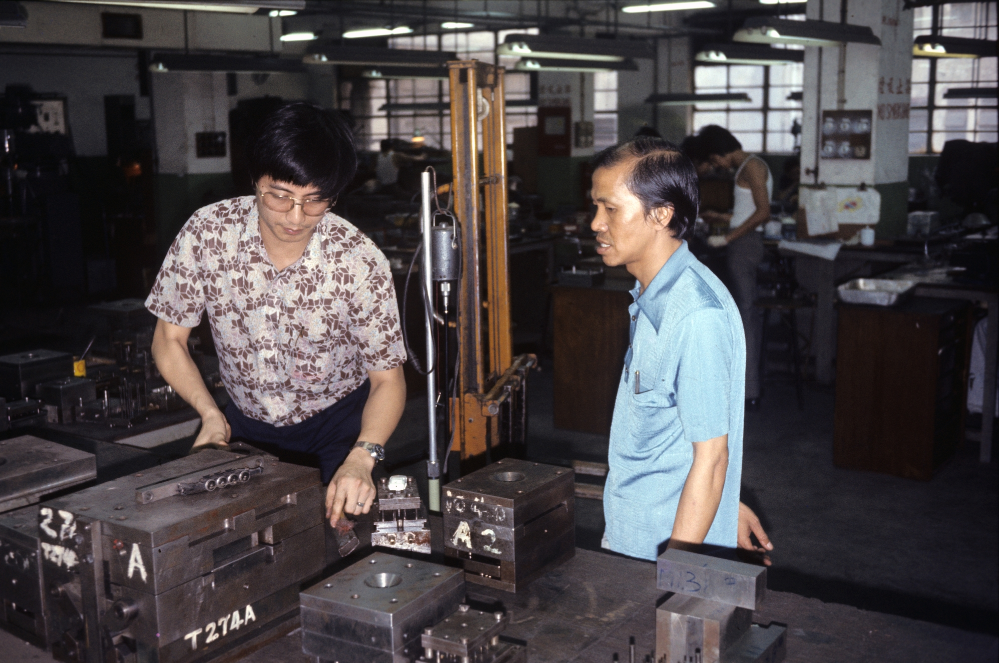 tyco toys hong kong 1976 industry