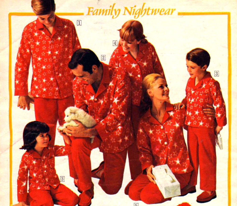 Christmas Pajamas For Family Matching