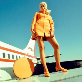 The Groovy Age of Flight: Another Look at Stewardesses of the 1960s-70s