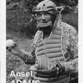 When Famous Photographers Posed for Mike Mandel's Baseball Cards in 1974