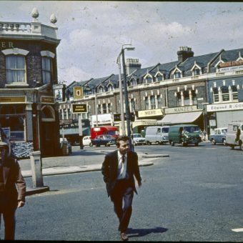 "'Lost Leyton"" – Photos of East London in the Early 1960s"