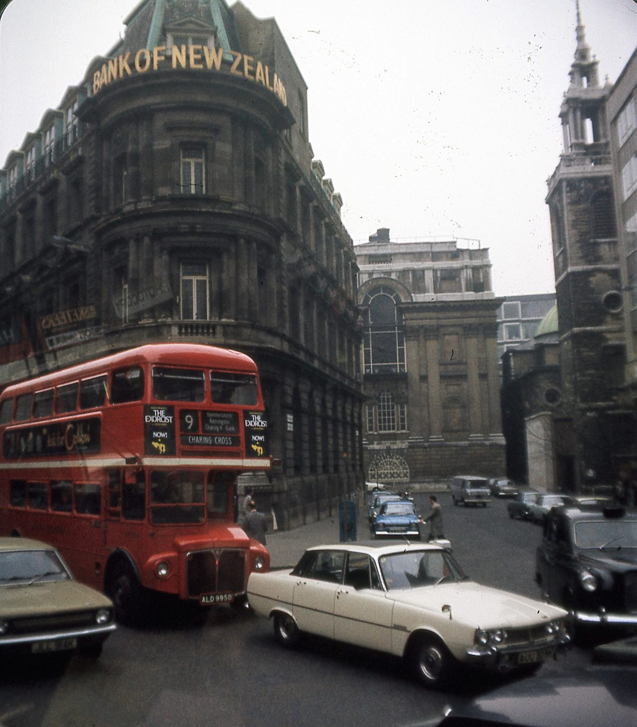 Marvellous Kodachrome Pictures Of London From 1973
