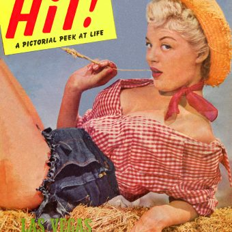 Nudists and A-Bombs from Mars: Hit! Magazine 1953