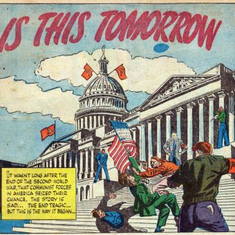 Is This Tomorrow? A Red Scare Comic Book from 1947