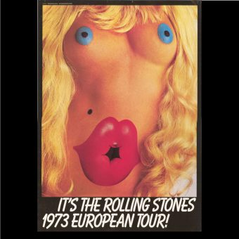 Fifty Years of Rolling Stones Tour Posters