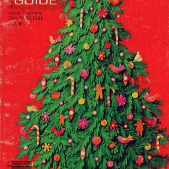 A Very TV Guide Christmas: Holiday Season Television in the 1970s-1980s