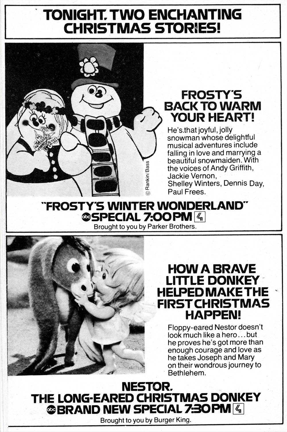 A Very TV Guide Christmas: Holiday Season Television in the 1970s ...