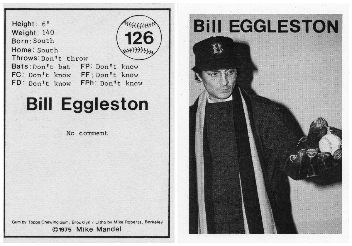 Bill Eggleston
