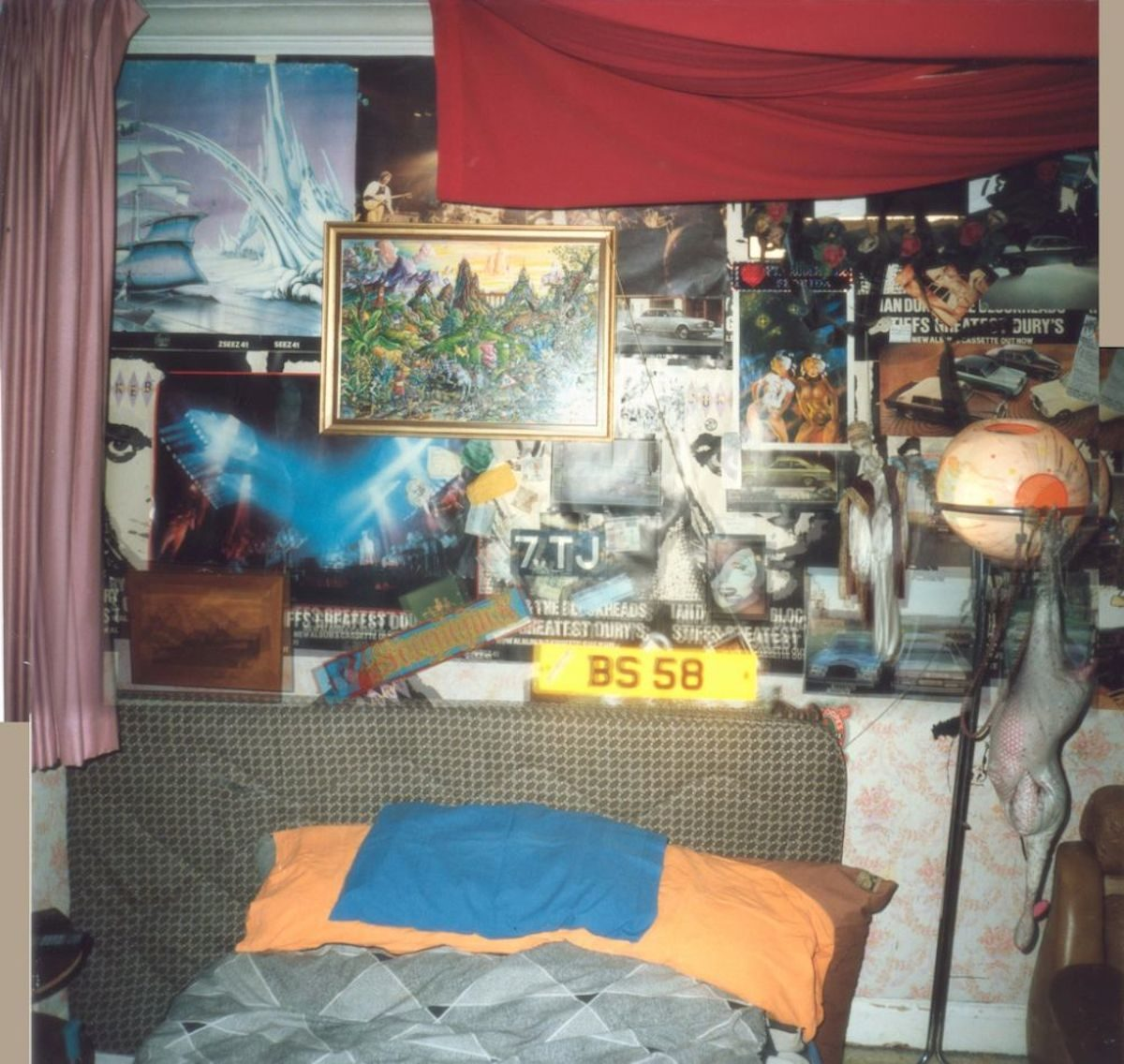 1980s Teenagers And Their Bedroom Walls Flashbak
