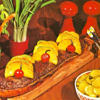 Vintage Gristle: More Glistening Mounds of Mid-Century Meat