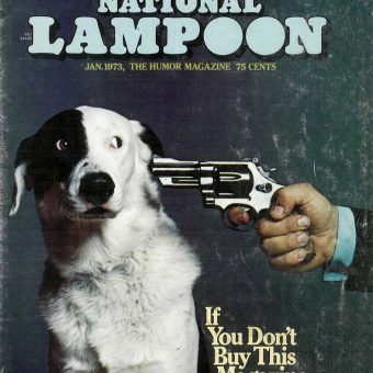 27 Brilliant National Lampoon Covers from the 1970s