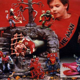 Plastic Power! Action Figures Through the Years (1970s-1980s)