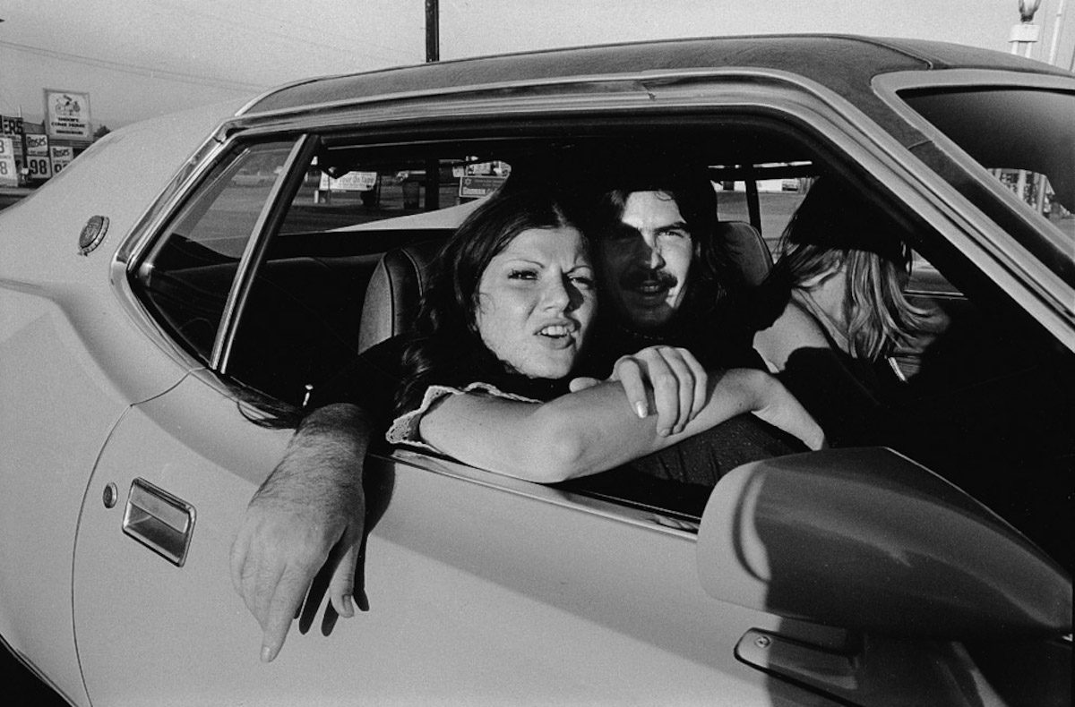 Car Photo North Hollywood, CA 1970
