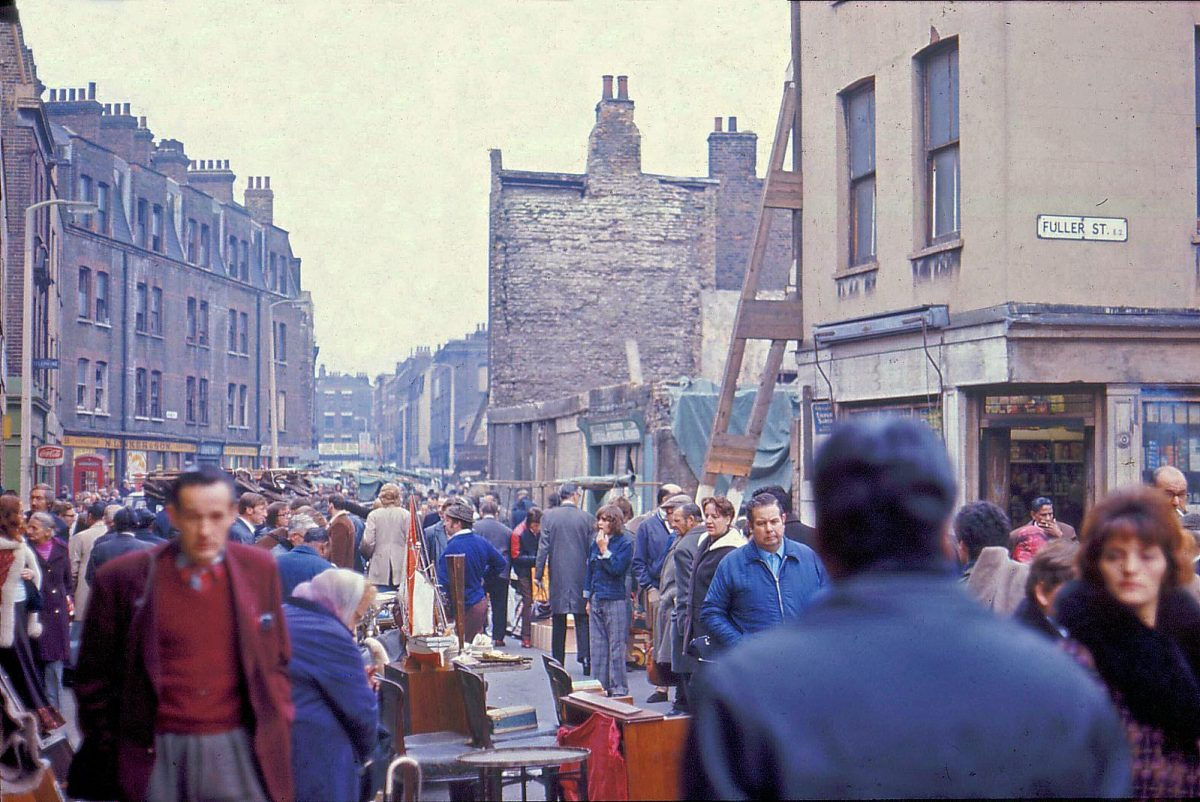 East End 1973