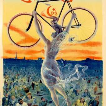 'Chains That Set Women Free' – Glorious 19th Century Posters of Women on Bikes