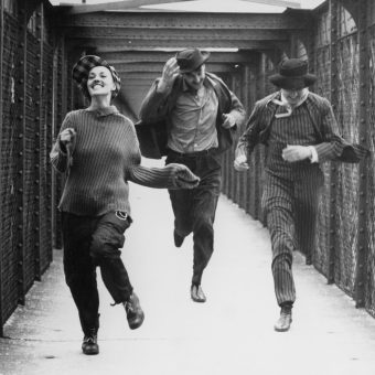 Brilliant Behind-the-Scenes Photos, Posters and Stills from Jules Et Jim