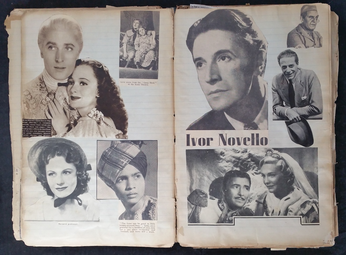 Margaret Lockwood, Ivor Novello