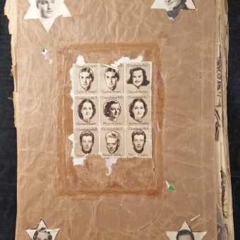 A Wonderful Movie Star Scrapbook From The 1930s