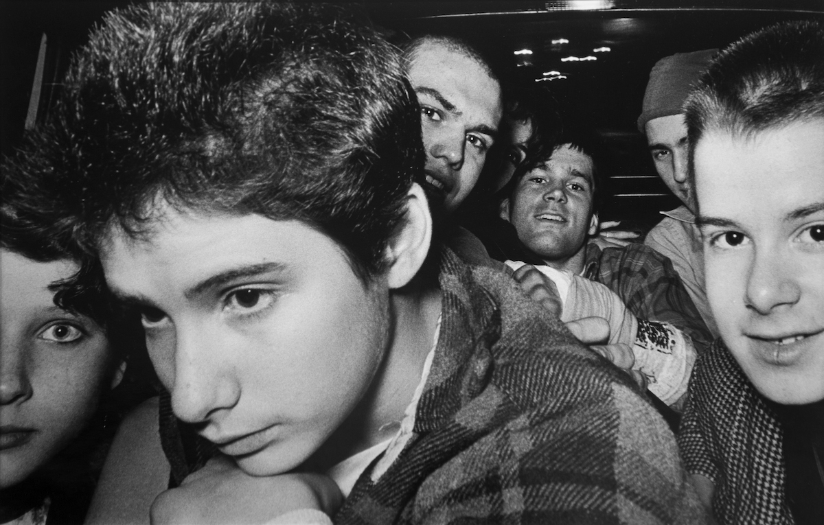 New York 8 Punk Rockers [with Ad-Rock from the Beastie Boys], 1982