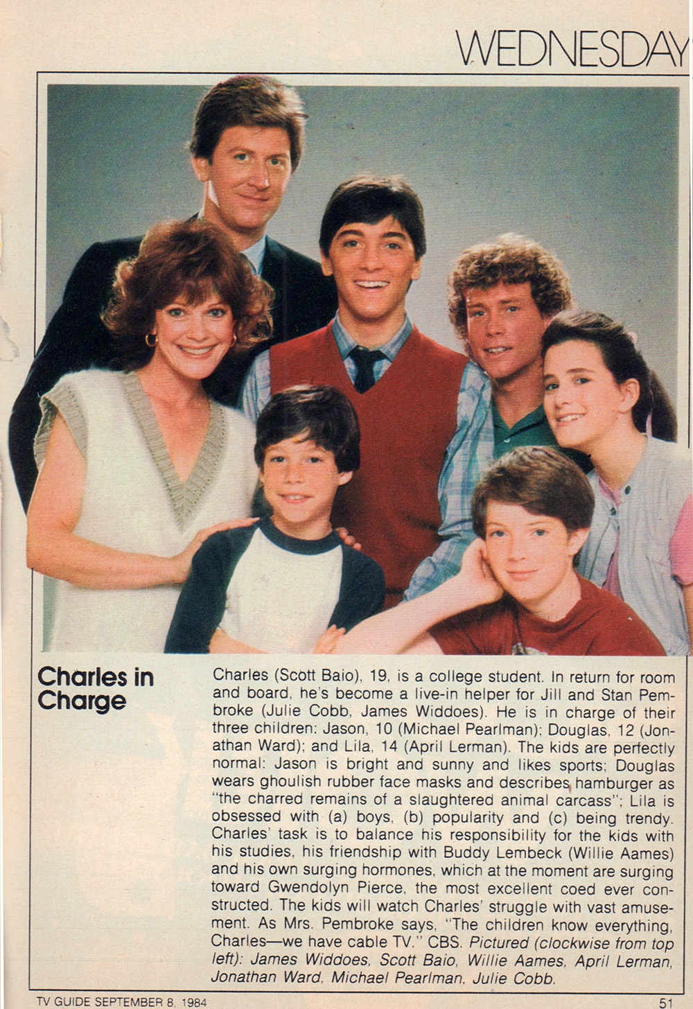 How Was American TV in '84? Check Out The 1984 Fall Preview