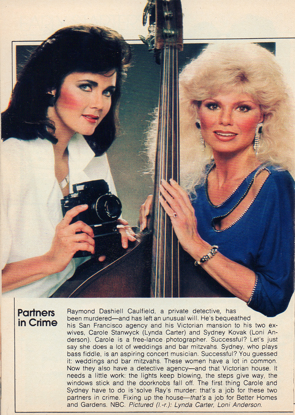How Was American Tv In 84 Check Out The 1984 Fall Preview