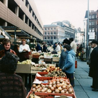 26 Snapshots Of Manchester In The 1980s